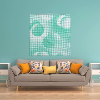 Wall Hanging - Endleaves of Art. Taste. Beauty (1932) Jade Remix