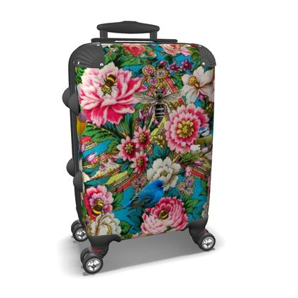 Russian Birdforest Suitcase