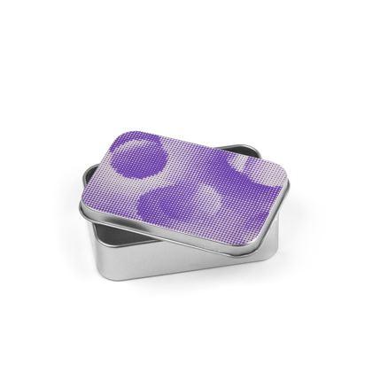 Silver Tin - Endleaves of Art. Taste. Beauty (1932) Purple Remix