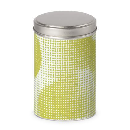 Cylinder Tins - Endleaves of Art. Taste. Beauty (1932) Yellow Remix