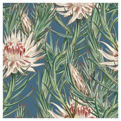 Large Scale Wallpaper | Astoria in French Navy