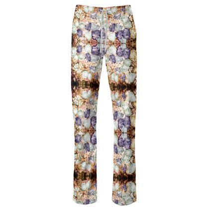 Pantaloni con Coulisse da donna