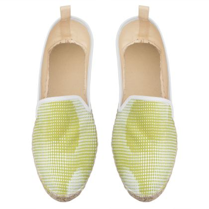 Loafer Espadrilles - Endleaves of Art. Taste. Beauty (1932) Yellow Remix
