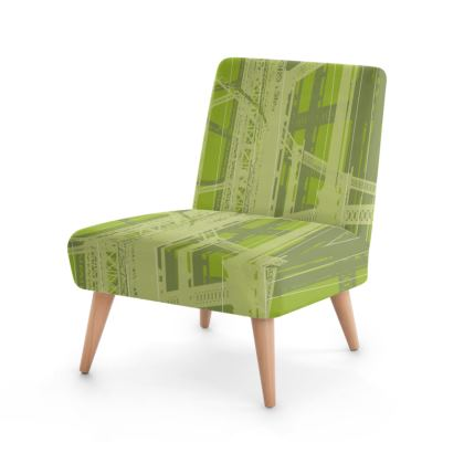 Occasional Chair - GREEN