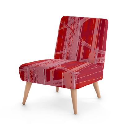 Occasional Chair - RED