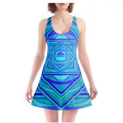 Copri costume linea Smeraldo