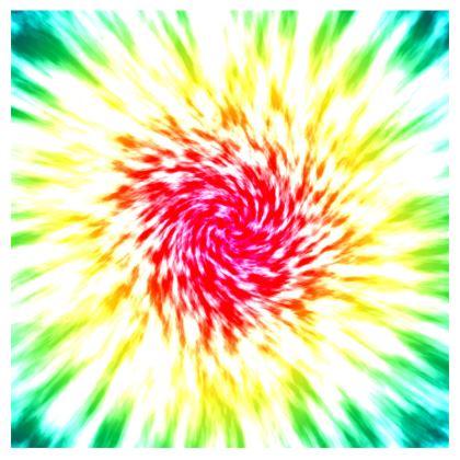Tie-Dye Burst T Shirt