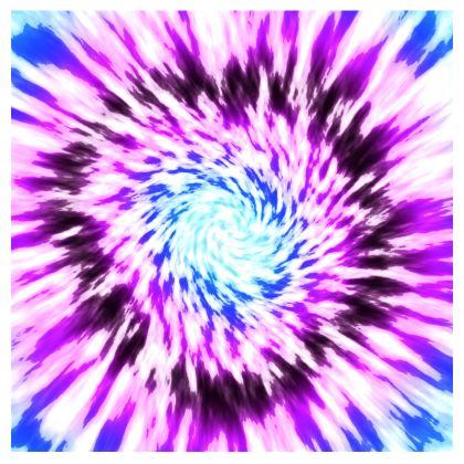 Tie-Dye Spiral T Shirt