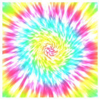 A Tie-Dye Rainbow T Shirt
