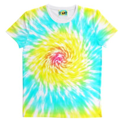Sunny Tie-Dye T Shirt