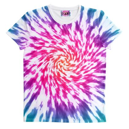 Spiral of Colors T Shirt