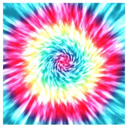 Tie-Dye and Rainbows T Shirt