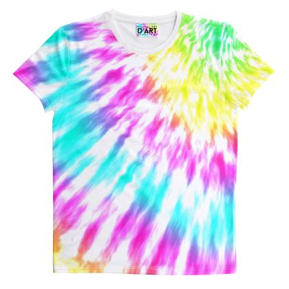 Rainbow Rays T Shirt