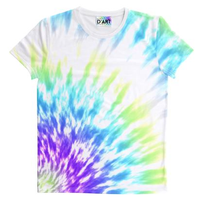Tie-Dye Coolness T Shirt