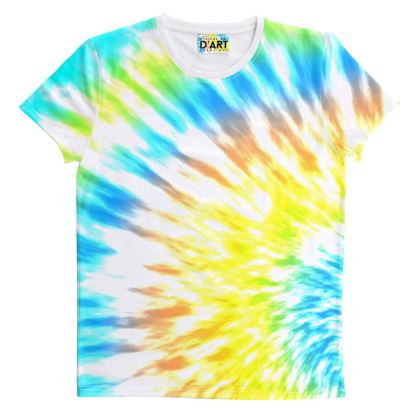Tie-Dye for the Summer T Shirt