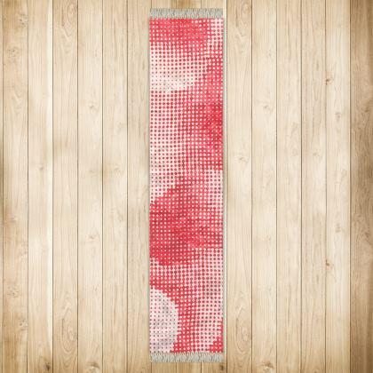 Long Runner (290x63cm) - Endleaves of Art. Taste. Beauty (1932) Remix
