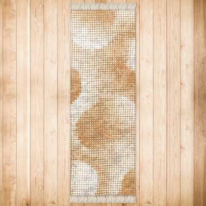 Runner (180x63cm) - Endleaves of Art. Taste. Beauty (1932) Orange Remix