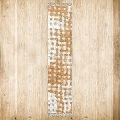 Long Runner (290x63cm) - Endleaves of Art. Taste. Beauty (1932) Orange Remix