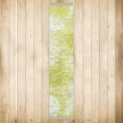 Long Runner (290x63cm) - Endleaves of Art. Taste. Beauty (1932) Yellow Remix