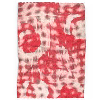 Tea Towels - Endleaves of Art. Taste. Beauty (1932) Remix