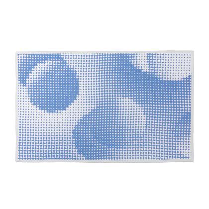 Towel Set - Endleaves of Art. Taste. Beauty (1932) Blue Remix