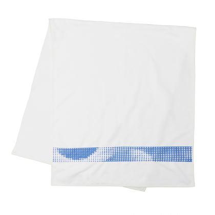 Strip Towels - Endleaves of Art. Taste. Beauty (1932) Blue Remix