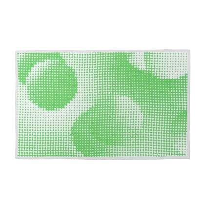 Towel Set - Endleaves of Art. Taste. Beauty (1932) Green Remix