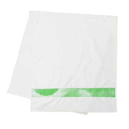 Strip Towels - Endleaves of Art. Taste. Beauty (1932) Green Remix