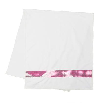 Strip Towels - Endleaves of Art. Taste. Beauty (1932) Pink Remix