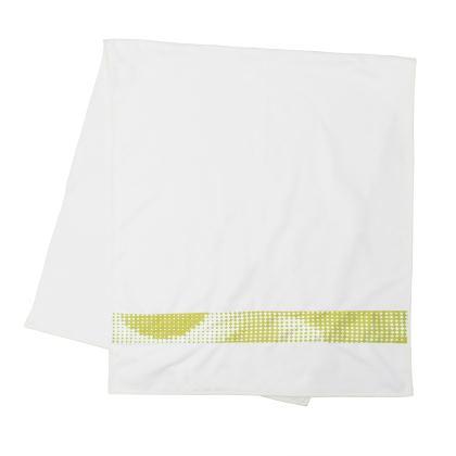 Strip Towels - Endleaves of Art. Taste. Beauty (1932) Yellow Remix