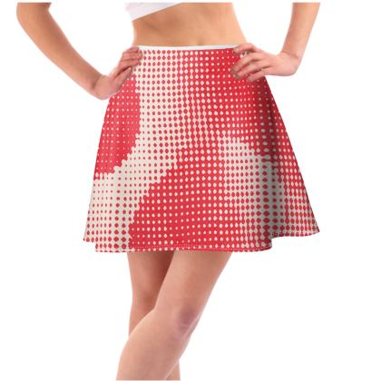 Short Flared Skirt - Endleaves of Art. Taste. Beauty (1932) Remix