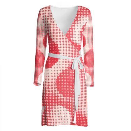 Wrap Dress - Endleaves of Art. Taste. Beauty (1932) Remix