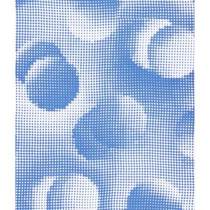 Skater Dress - Endleaves of Art. Taste. Beauty (1932) Blue Remix