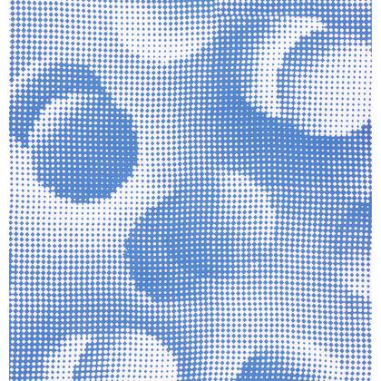 Maxi Skirt - Endleaves of Art. Taste. Beauty (1932) Blue Remix
