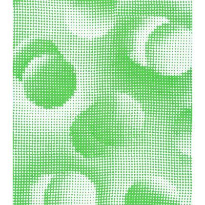 Short Slip Dress - Endleaves of Art. Taste. Beauty (1932) Green Remix
