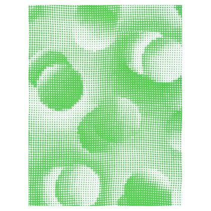 Ladies Tunic T Shirt - Endleaves of Art. Taste. Beauty (1932) Green Remix