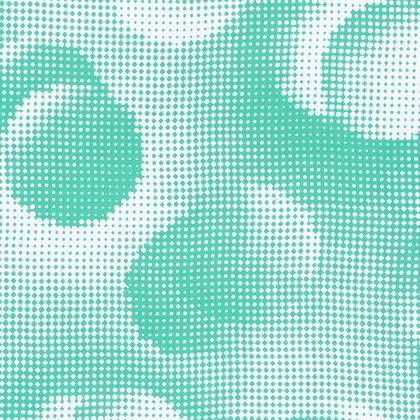Knee-Length Flared Skirt - Endleaves of Art. Taste. Beauty (1932) Jade Remix