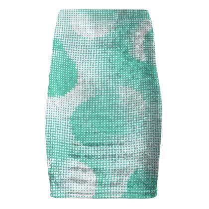 Pencil Skirt - Endleaves of Art. Taste. Beauty (1932) Jade Remix
