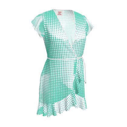 Tea Dress - Endleaves of Art. Taste. Beauty (1932) Jade Remix