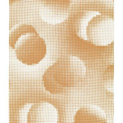 Skater Dress - Endleaves of Art. Taste. Beauty (1932) Orange Remix