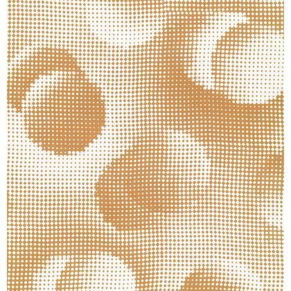 Mini Skirt - Endleaves of Art. Taste. Beauty (1932) Orange Remix