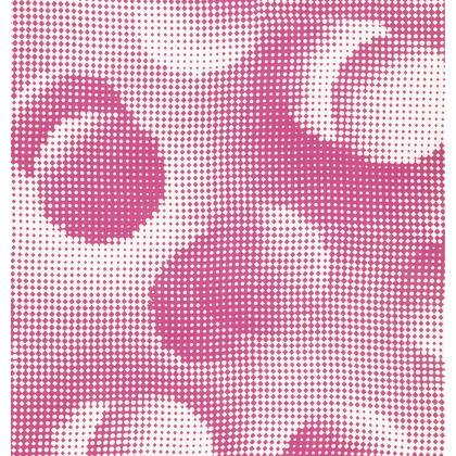 Midi Skirt - Endleaves of Art. Taste. Beauty (1932) Pink Remix