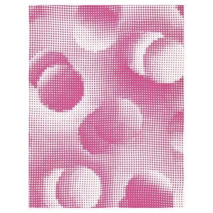 Ladies Tunic T Shirt - Endleaves of Art. Taste. Beauty (1932) Pink Remix