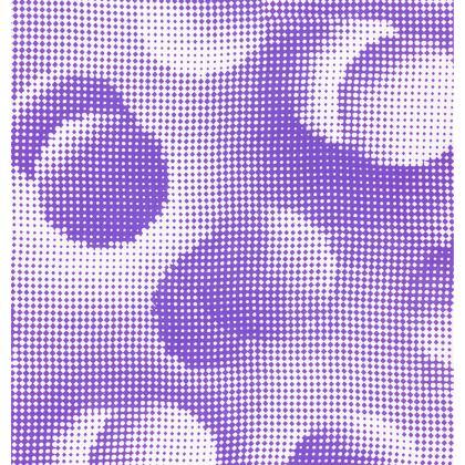Mini Skirt - Endleaves of Art. Taste. Beauty (1932) Purple Remix