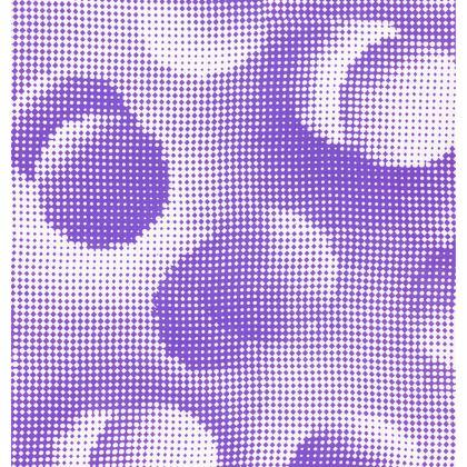 Maxi Skirt - Endleaves of Art. Taste. Beauty (1932) Purple Remix