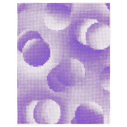 Long Slip Dress - Endleaves of Art. Taste. Beauty (1932) Purple Remix