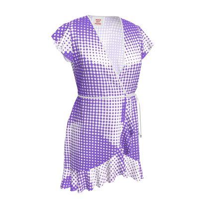 Tea Dress - Endleaves of Art. Taste. Beauty (1932) Purple Remix