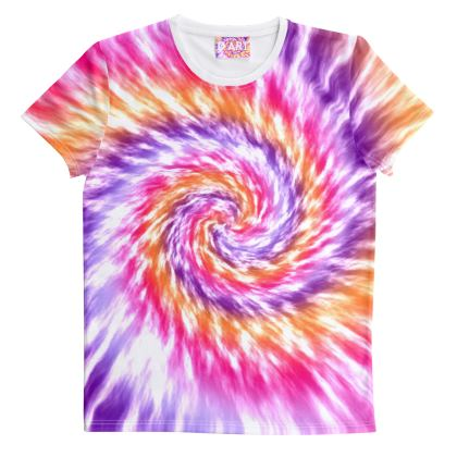Spiral of Colour T Shirt