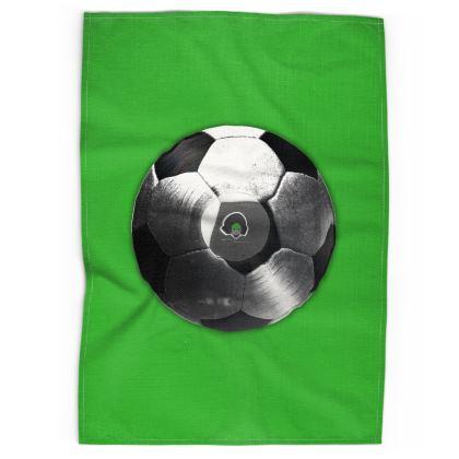 Tea Towels - Football Vinyl