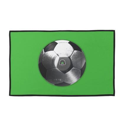 Towel Set - Football Vinyl